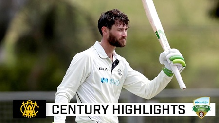 Whiteman continues good form with fifth first-class ton