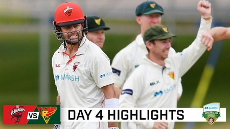 Head's day four vigil helps Redbacks secure draw