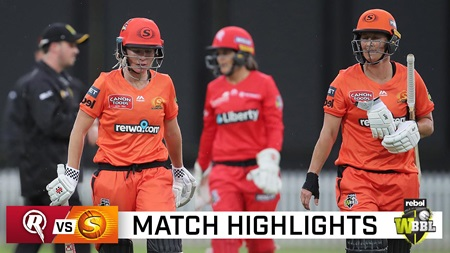 Scorchers flex their muscle with impressive victory