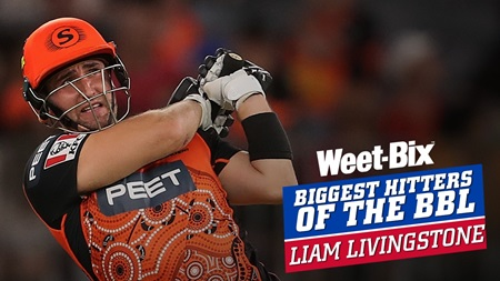 Biggest Hitters of the BBL: Best of Liam Livingstone