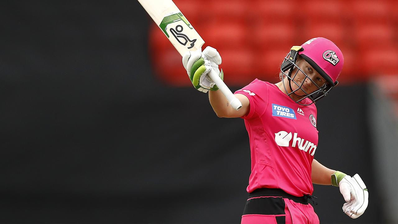 Healy heaps on runs to put Sixers in box seat