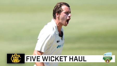 Lightning Lance shows some spark with five wicket haul