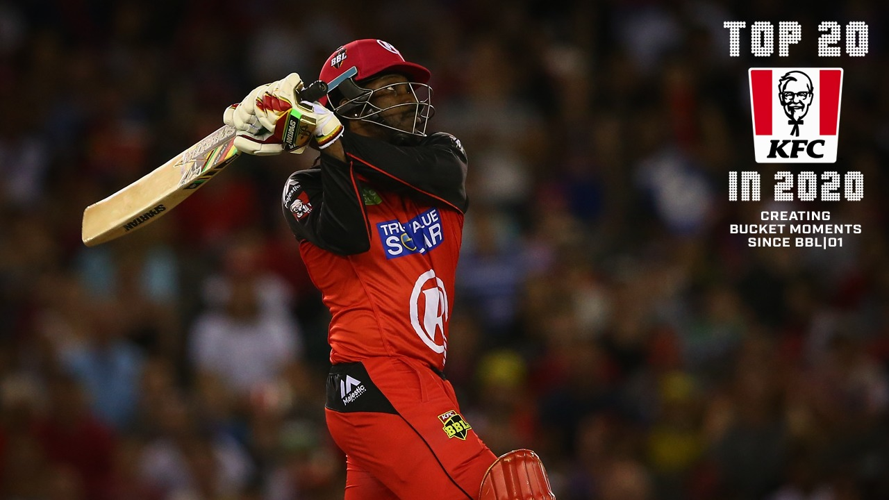 Biggest BBL Moments No.13: Gayle equals world record