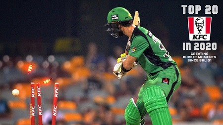 Biggest BBL Moments No.7: Maxwell's stunning leave