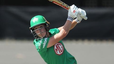 Finesse and power: Sutherland blasts 72 to lift Stars