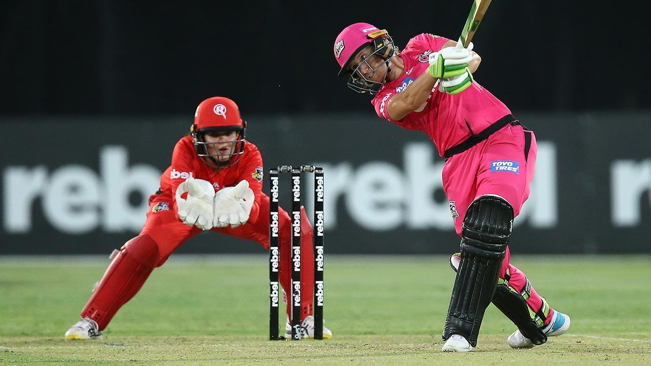 Healy hits top form with quickfire 63 from 37 balls