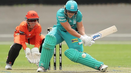 The best of Laura Kimmince's extraordinary hitting