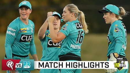 Heat rip through Renegades to continue winning run