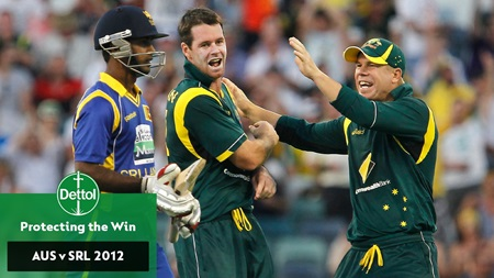 Protecting the Win: Mathews scares Aussies again