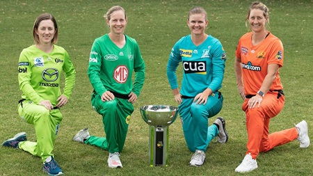 Inside look at the unique WBBL|06 season