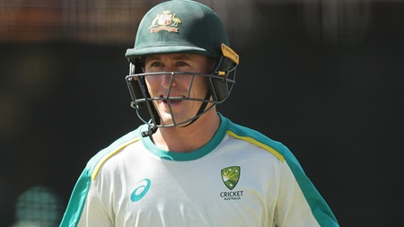 Labuschagne pumped for test against the best