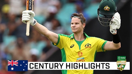 Another extraordinary 62-ball century for supreme Smith