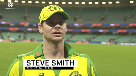 'Struggling' Smith reveals he nearly didn't play ODI due to vertigo