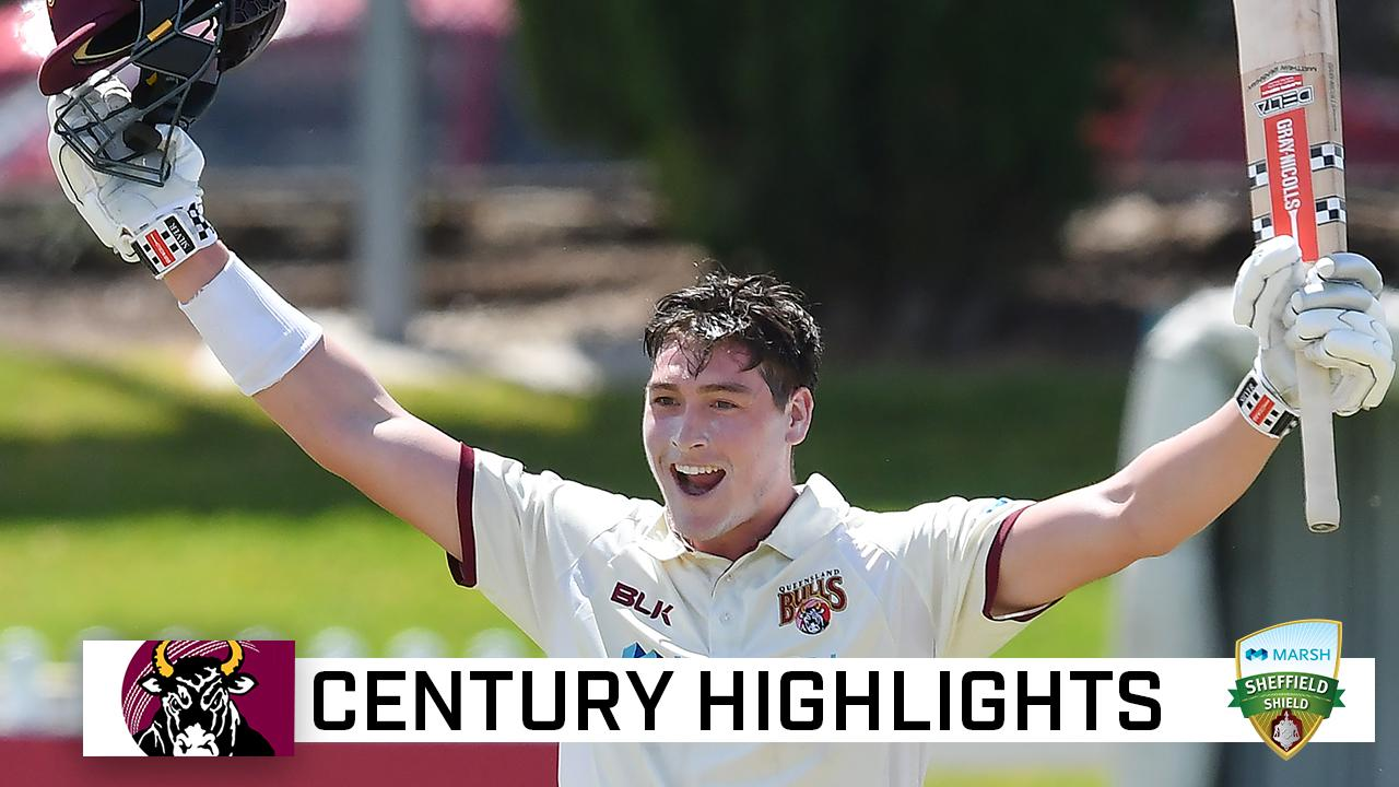 Renshaw runs riot with swashbuckling 168 not out
