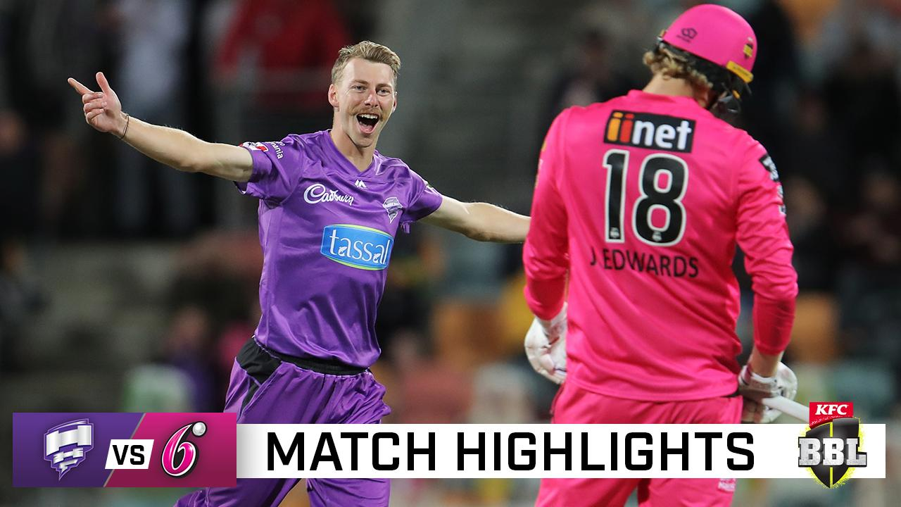 Hurricanes knock off defending champs in BBL|10 opener