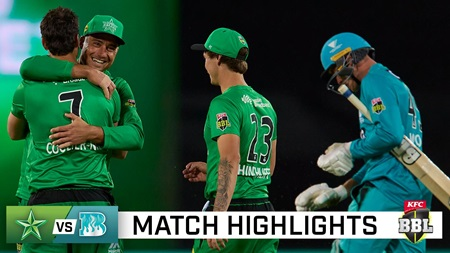 Battle-hardened Melbourne Stars too strong for Brisbane
