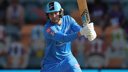 Strikers pair produce record last-wicket BBL stand