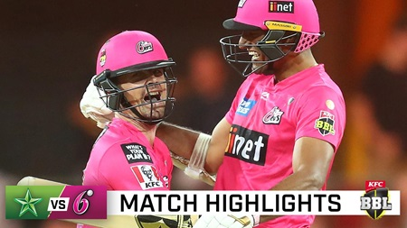 Sixers come from nowhere to snag BBL epic