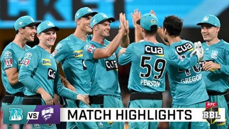 Heat fend off 'Canes for first win of BBL|10