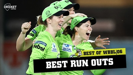 """Absolutely brilliant!"" The best run outs from WBBL