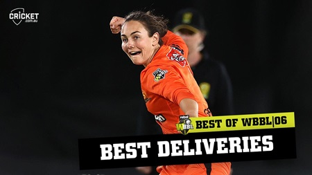 Got her! The very best balls of Rebel WBBL|06