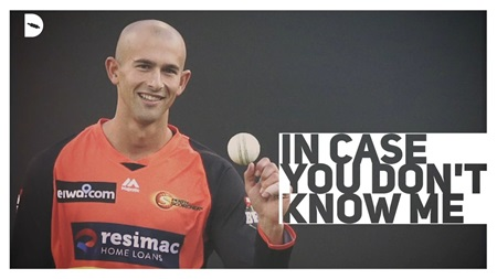 In case you don't know me: Ashton Agar