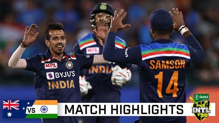 India take 1-0 lead after dramatic T20 series opener
