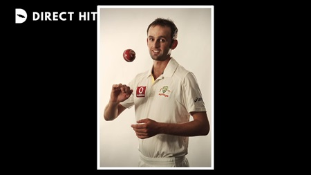 Direct Hit: Nathan Lyon reflects on joining the 100 club