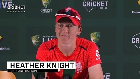 We want to punch back under pressure: Knight