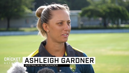 World Cup warm-ups will be crucial preparation: Gardner