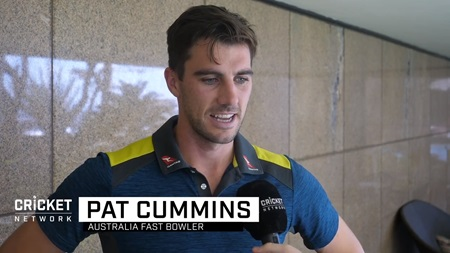Cummins offers Aussie update as T20 squad lands in SA