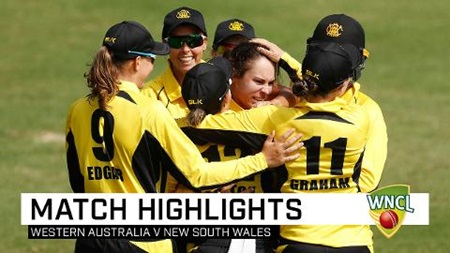 Brilliant Bolton leads WA to first WNCL title