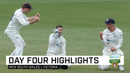 Vics get off the mark with comprehensive win in Sydney