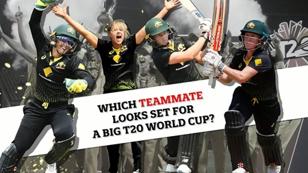 Aussie stars pick the teammate set for a huge World Cup