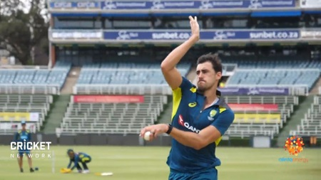 T20 trance: Aussies fine-tune in Jo'Burg