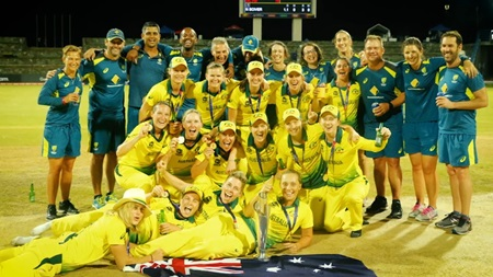 Road to the Trophy: The story behind Australia's 2018 win