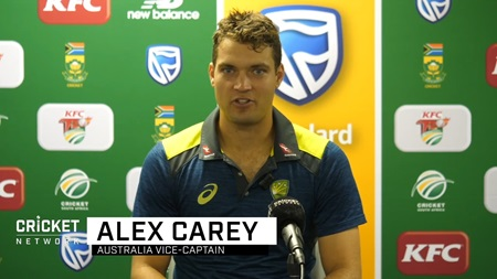 Carey targets improvement through middle, late overs