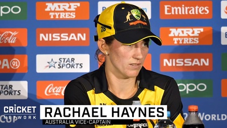 Haynes dissects match-winning partnership