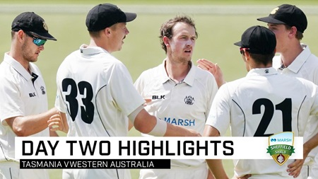 WA bowlers strike after Green's career-high