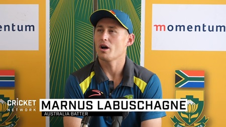 Labuschagne relishing debut in native South Africa