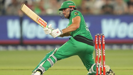 Stoinis slams his way to BBL record in MCG final