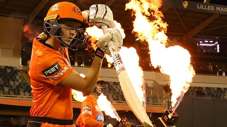 'We played twice in one day!': Lanning tracks WBBL rise