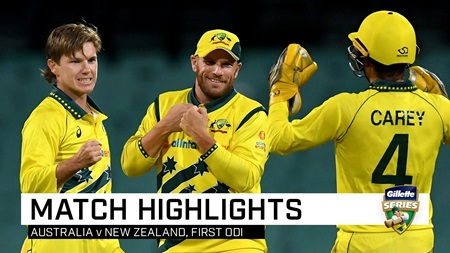 Australia extend hold over New Zealand with emphatic win