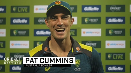 'It's different': Cummins reflects on 'weird' ODI