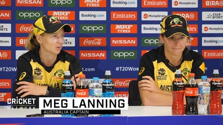 'Our best performance of the tournament': Lanning