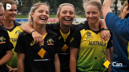 Ash Gardner on what makes the Aussie team so special