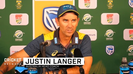 Langer reviews Australia's up-and-down South African tour