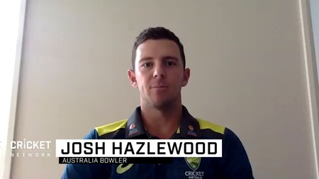 Hazlewood shares players' views on financial impacts
