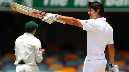 Top 20 in 2020: Cook's batting marathon at the Gabba