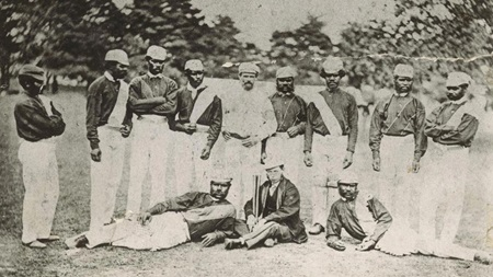 Walkabout Wickets: The story of cricket's Aboriginal trailblazers